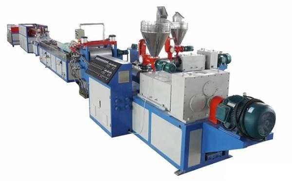 PVC Exterior Wall Cladding Extrusion Line