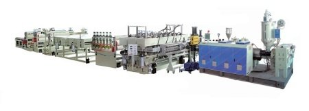 PC high quality wave tile production line